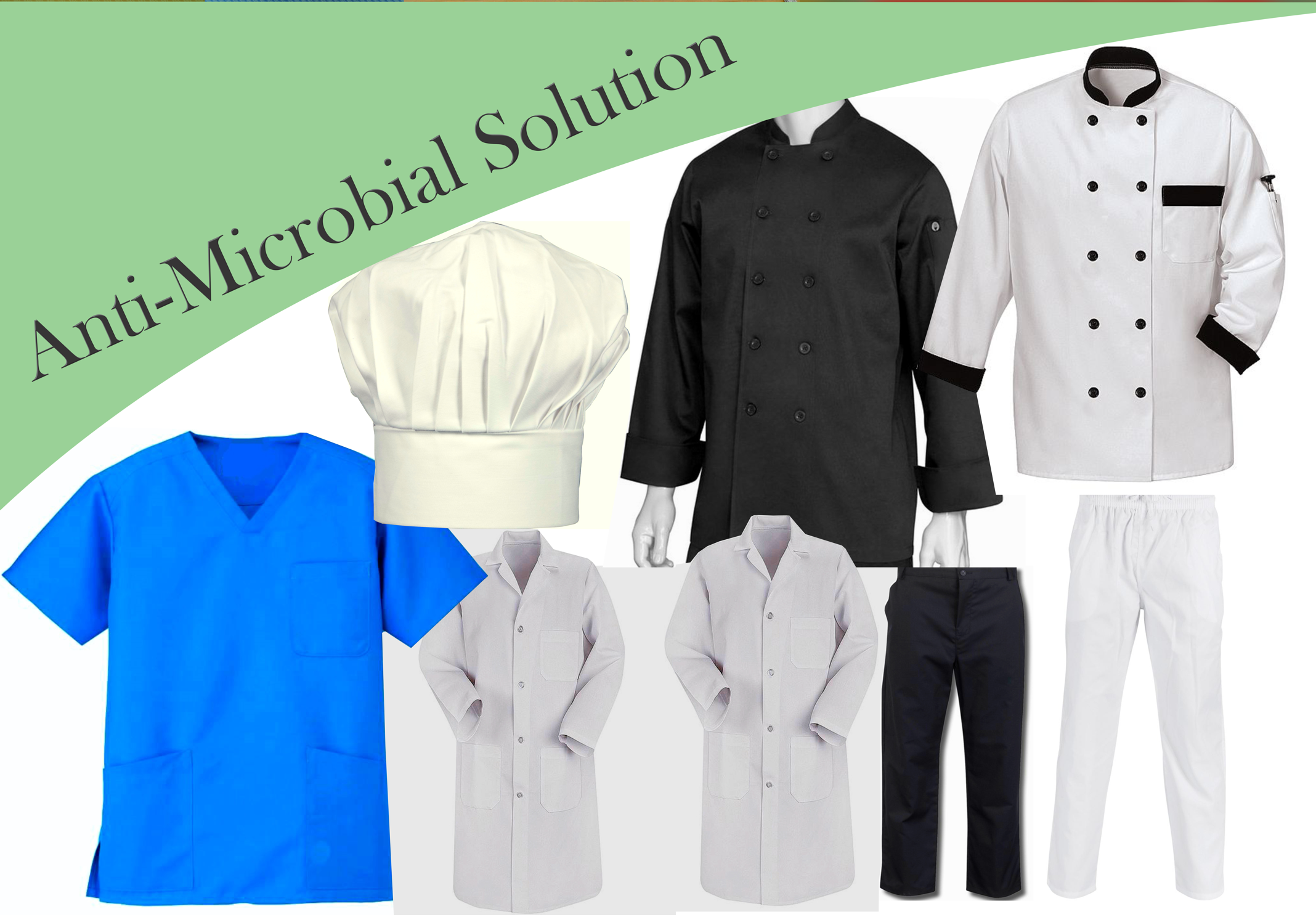 Hospitality and Healthcare Garments